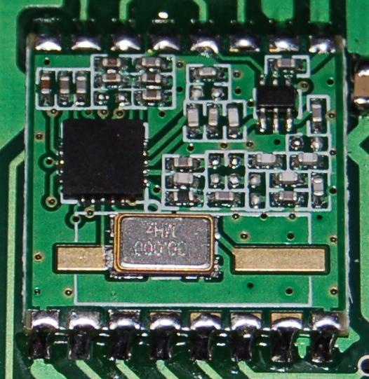 RFM22 +MEGA88